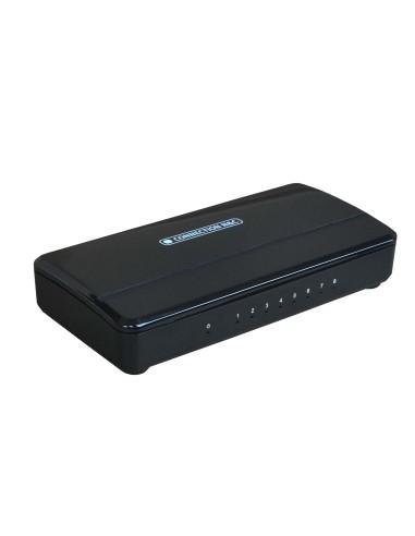 CNC-SF8 Switch 8 puertos 10/100 Sobremesa