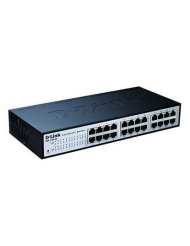 D-LINK DES-1100-24 Swich 24 ptos 10/100 Smart