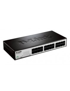 D-LINK DES-1024D Switch 24 Ptos 10/100Mbps no ges