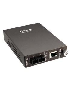 D-LINK DMC-515SC Conversor 10/100TX a 100FX fibra