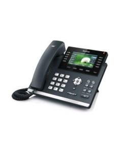 YEALINK SIP-T46G Telefono IP 6 SIP, sin fuen