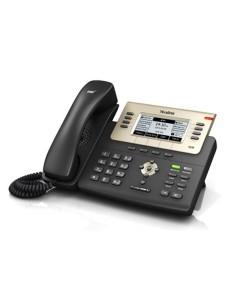 YEALINK SIP-T27P Teléfono IP 6 lineas PoE,sin f.a