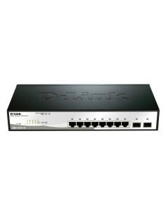 D-LINK DGS-1210-10 Switch 10 puertos Gigabi+2SFP