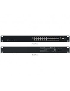 UBIQUITI ES24-500W Edge Switch PoE 24 ptos.Gigabit