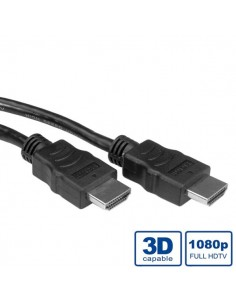 Cable HDMI 3M. M-M Alta Velocidad Ethernet VALUE