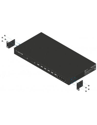 UBIQUITI ES-12F EdgeSwitch Fiber 12 puertos Fibra