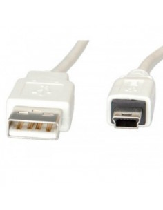 Cable USB 2.0 3 M. A M/ MINI USB (5 PIN) VALUE
