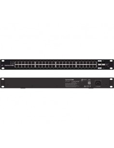 UBIQUITI ES48-500W Edge Switch PoE 48 ptos.Gigabi