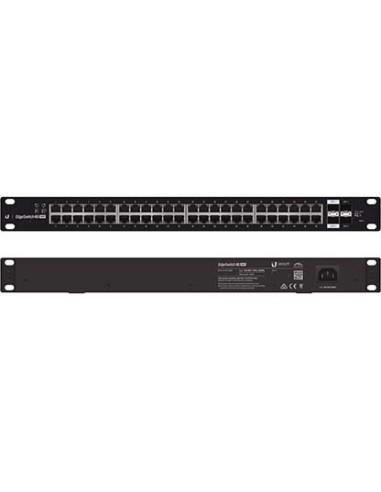 UBIQUITI ES48-500W Edge Switch PoE 48 ptos Gigabit