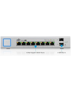 UBIQUITI US-8-150W UniFi Switch 8 Puertos Giga PoE