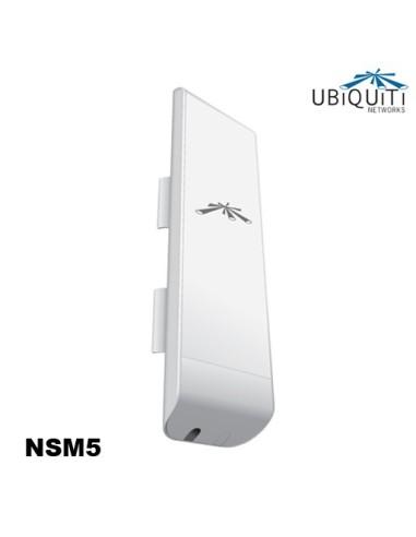 UBIQUITI NSM5 Nanostation M 5GHz.16dBi 500 mW