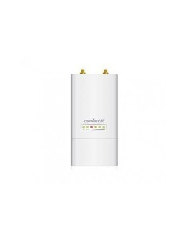 UBIQUITI ROCKETM2 2,4 GHz. 2 x RSMA 2X2 MIMO AIRX