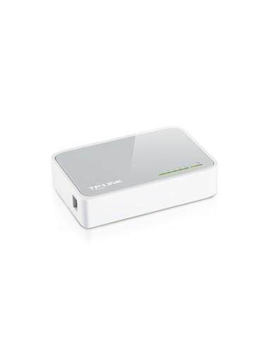 TP-LINK TL-SF1005D Swich 5 ptos 10/100 plástico