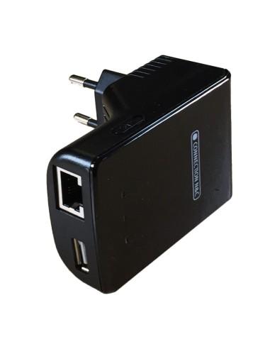 CNC-WRP300U Repetidor Wireless 300 Mbps + Pto. USB