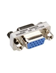 Mini Adaptador VGA  HDB15 Hembra/HDB 15 H ROLINE