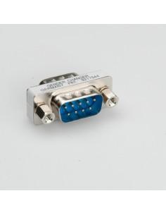 Mini Adaptador compacto  DB9M / DB9M ROLINE