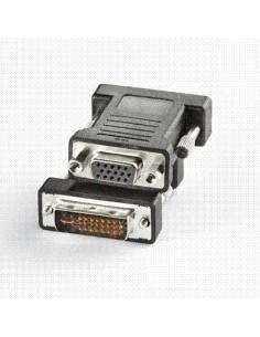 Conversor DVI Macho- VGA Hembra ROLINE
