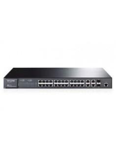 TP-LINK TL-SL3428 Swich 24 ptos 10/100 + 2 combo