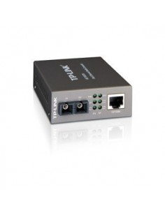 TP-LINK MC100CM Convesor fibra 10/100 RJ45 SC Mul