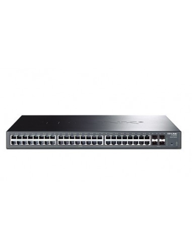 TP-LINK T1600G-52TS Switch 48 ptos Giga + 4 comb