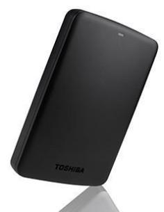 "TOSHIBA HD 2.5"" 1TB EXTERNO CANVIO BASIC USB 3.0"