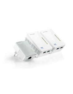 TP-LINK TL-WPA4220T KIT Powerline 500 2 Wifi+1