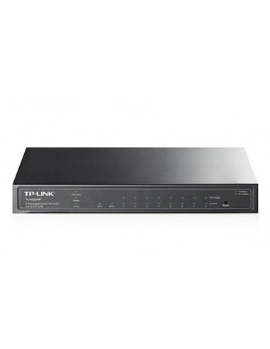 TP-LINK T1500G-10PS Switch 8 ptos Giga PoE+2 SFP