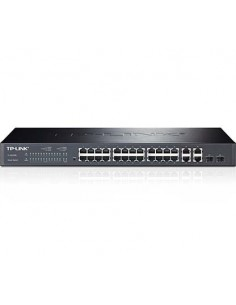 TP-LINK TL-SL2428 Switch 24 ptos.10/100+2 SFP+2GB