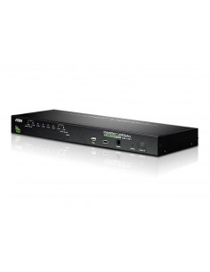 ATEN CS1708I-AT-G 8 Port PS/2-USB KVM on the NET t
