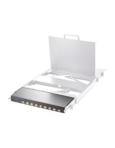 Conmutador KVM Automatico 8 PCS USB + PS2 ROLINE