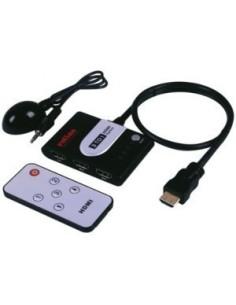 Multiplexor HDMI 3 Entradas /1 salida