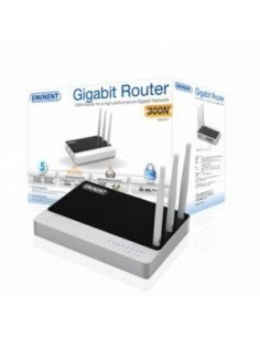 EMINENT EM4544 Router Neutro 10/100 WIFI 300Mbps