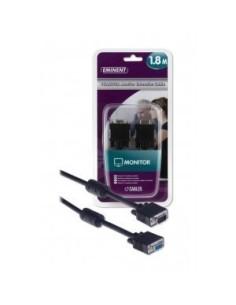 EMINENT EM9810 Cable 1.8m VGA macho/hembra