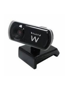 EWENT EW1228 Webcam FHD con micrófono