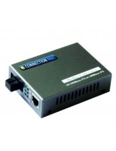 CNC LC100-25SM Conversor fibra10/100 SC Monomodo