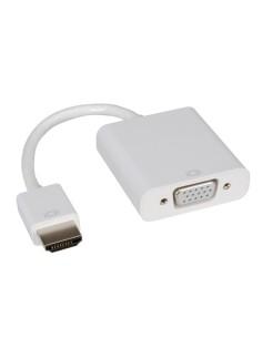 Adaptador de Cable HDMI-VGA ROLINE