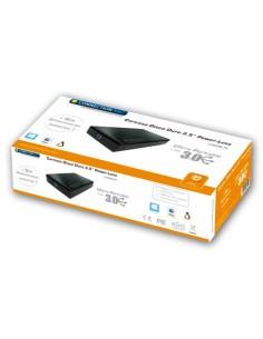 """CN&C LHD3S-PL Carcasa USB 3.0 Disco Duro 3,5"""" Powerless"""