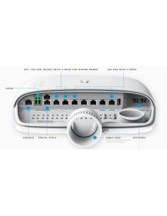 UBIQUITI EP-R8 EdgePoint Router 7 puertos Giga 2 SFP