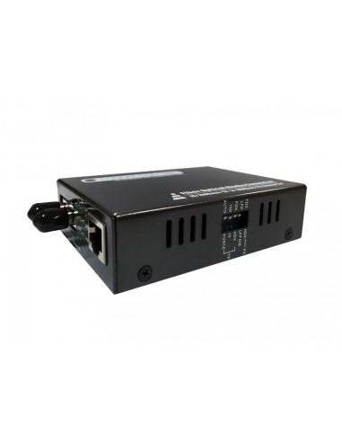 CNC LC100ST Conversor Fibra Óptica 10/100 ST MM