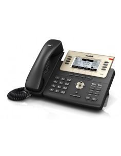 YEALINK SIP-T27G Teléfono IP 6 lineas PoE sin FA