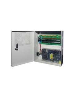 FA BOX 9 Fuente conmutada 12V 10A Distribuidor