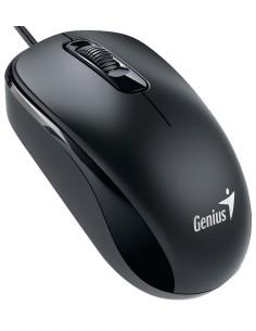 GENIUS DX-110 Ratón USB Negro