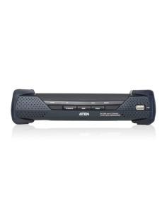 ATEN KE6900R-AX-G Extensor KVM para DVI-USB-Audio-RS232 IP 1 pantalla RECEPTOR