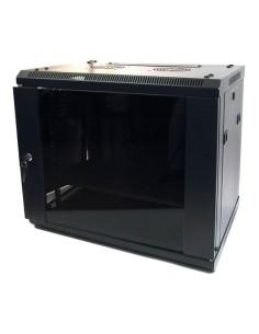 Armario 9U Fondo 450 con accesorios 500x600x450 m