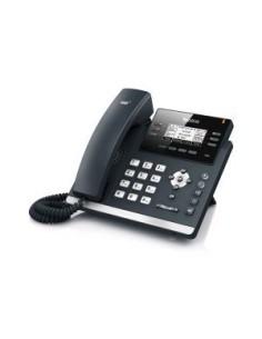 YEALINK T41S Teléfono Diseño Opus 12SIP PoE no PSU