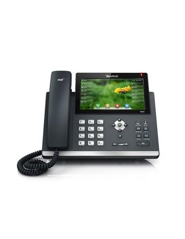 YEALINK T48S OPUS Telefono IP 16 SIP, sin  fue