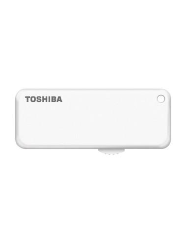 TOSHIBA PENDRIVE 16GB USB2.0 YAMABIKO BLANCO