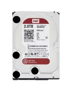 WESTER DIGITAL NAS 3.5'' 2TB SATA 3 Red WD20EFRX