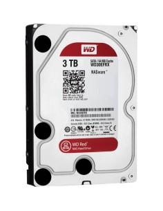 """WESTERN DIGITAL HD 3.5"""" 3TB INTERNO RED"""