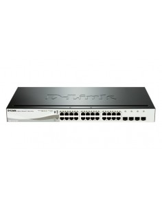 D-LINK DGS-1210-24P Switch 24 Gigabit/12 PoE+4SF
